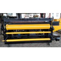 Buy cheap Professional Welded Wire Mesh Machine For 0.8mm - 2.5mm wire diameter from wholesalers
