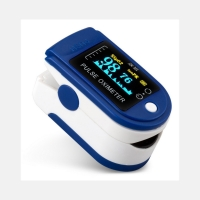 Buy cheap CE and FDA approved finger pulse oximeter with OLED display and spO2 sensor detecing pulse rate and blood saturation from wholesalers