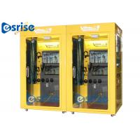 Buy cheap Electronic Karaoke Machine With Screen Yellow Color Easy Operation from wholesalers