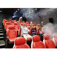 Wholesale Update 4D Movie Theater Seats With Three Ultra Features And Physical Effect Technology from china suppliers