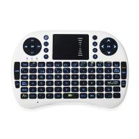 Wholesale 78 Key QWERTY Touch Pad Keyboard Ergonomic Handheld Design For Easy Carry from china suppliers