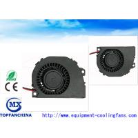 24V Dc Blower Fan / Centrifugal Fan For Equipment Cooling 40mm X 40mm X 10mm Manufactures