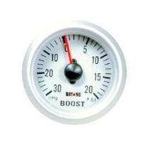 Wholesale 2 Silver Face & Silver Rim Auto Gauge (6011SS-PSI) from china suppliers