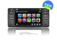 Buy cheap Car DVD for BMW E46 Car DVD Player with GPS DVB-T Can-Bus RDS iPod Bluetooth from wholesalers