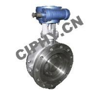 Buy cheap Cast Steel Soft Sealing Triple Eccentric Butterfly Valve Class150/ 300 from wholesalers