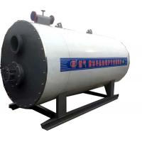 China horizontal three pass natural gas lpg lng cng diesel heavy oil fired thermal oil boiler for Plywood plant on sale