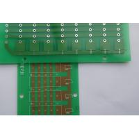 Buy cheap 2 Layer Green Routing Punching V - Cut Single Sided 3OZ Copper Heavy Copper PCB for Power Board from wholesalers
