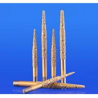 Buy cheap Conical Granite Engraving Tools High Temp Resistance For Sculpture And Stone from wholesalers
