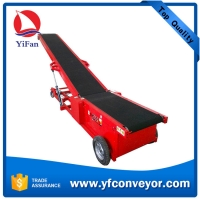 Wholesale Auto Walk Container Loading Unloading Conveyor from china suppliers