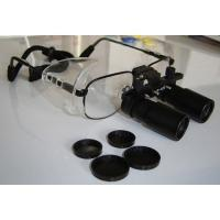 Buy cheap 6.0x Magnification medical dental surgical binocular glasses eye Loupes from wholesalers