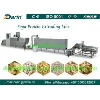 Buy cheap Stainless Steel Soya Extruder Machine for Defatted soybean powder from wholesalers
