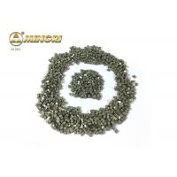 Buy cheap YG6 / YG6X Tungsten Carbide Saw Blade tips For Ordinary Wood / Pvc / Copper And Aluminum from wholesalers