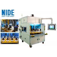 Buy cheap Eight working station coil winding machine for middle and big size stator from wholesalers