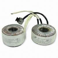 Buy cheap low frequency, single-phase Toroidal Transformer from wholesalers