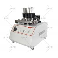 Buy cheap Leather Friction Color Fastness Test Machine Wholesale from wholesalers