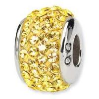 Buy cheap Gold Plated 925 Sterling Silver Charm beads perfectly fit for original bracelet chain from wholesalers