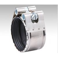 Buy cheap Heavy Duty No Hub Coupling Type E Connecting Hubless Cast Iron Soil Pipe from wholesalers
