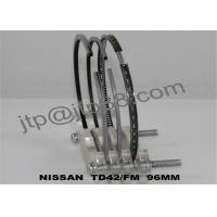 Buy cheap Alloy Steel TD42 Diesel Engine Piston Rings For Japanese Car 12033-06J15 from wholesalers