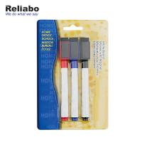 Buy cheap AdvertisingWhiteboard Marker Pen With Eraser Gxin Fine Poin , Coloured from wholesalers