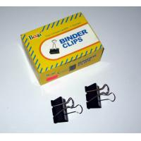 Buy cheap 41mm Black Binder Clips (1002) from wholesalers