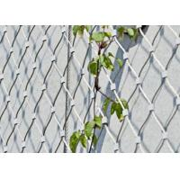 Buy cheap Stainless Steel Green Wall Mesh Net Ferrules / Knotted Type For Garden from wholesalers