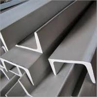 Buy cheap Inox Square Angle Stainless Steel I Beam , 4 Inch Steel Channel 304 316L 2205 310s from wholesalers