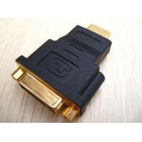 China Male HDMI to DVI Female 24+1 Adapter on sale