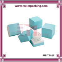 Buy cheap 30ml face cream paper packaging box, beauty navy blue cosmetic box ME-TB029 from wholesalers