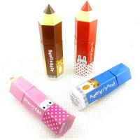Buy cheap Eco-Friendly Cool Pencil Cases For Kids In Pencil Shape from wholesalers