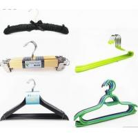 Buy cheap shop brand wooden clothes hanger from wholesalers
