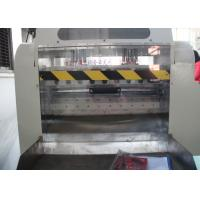 Buy cheap 1165mm Width Automatic Rubber Cutting Machine With Air Pressure Feeding System from wholesalers