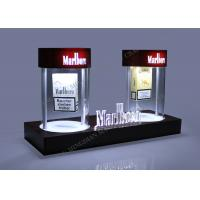 Buy cheap 110V LED Acrylic Cigarette Magnetic Floating Display CE & ROHS Approved from wholesalers