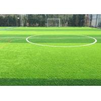 Buy cheap Football / Futsal Court Flooring / Natural Artificial Grass Better to Protect Athlete from wholesalers