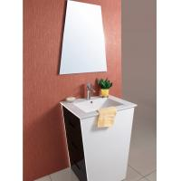 Buy cheap Nature wood wall mount bath furniture cabinet from wholesalers