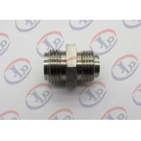 Buy cheap 304 Stainless Steel Custom CNC Parts, Both End Thread Stainless Steel Joints product