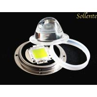 Buy cheap 45 Degree Floodlight White COB LED Modules With Metal Holder , Silicon Gasket from wholesalers