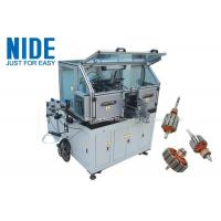 Buy cheap 3 phase motor Armature Winding Machine automatic coil winding machine for sale from wholesalers