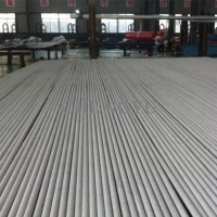 Buy cheap Petrochemical Industry Round Annealed Welded Steel Pipe AISI 201 from wholesalers
