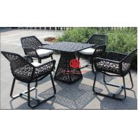 Exported Furniture Dining Room Rattan Table And Chair Manufactures