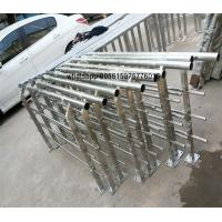 Buy cheap OEM&ODM Stainless steel balcony pipe railing baluster design from wholesalers