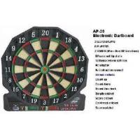 Wholesale Electronic Dartboard (AP-20) from china suppliers