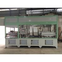 Buy cheap Fully Automatic Paper Pulp Moulding Machine High Precision With Hot Pressing System from wholesalers