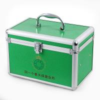 Wholesale Aluminium Alloy First Aid Boxes Folding Medical Packaging BV Verify from china suppliers