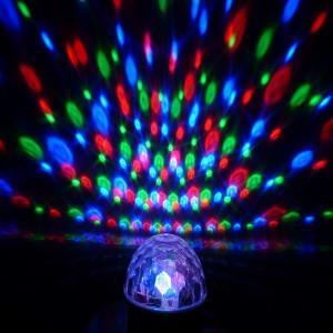 DMX512 Party Disco DJ Ball Stage Light Digital LED Lighting