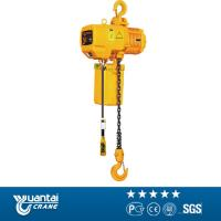 Buy cheap YT safe and reliable 1 ton electric chain hoist from wholesalers