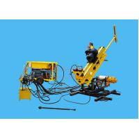 Buy cheap 360° Underground Hydraulic Core Drilling Rig , Underground Drilling Machine from wholesalers