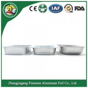 Excellent quality unique aluminum foil frozen food containers Manufactures