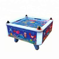 Buy cheap Arcade Kids Game Machine 4 Person Air Hockey Table Electronic Sports from wholesalers