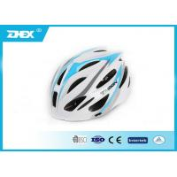 China Comfortable shockproof Specialized bicycle helmet with reflective logo on sale