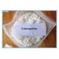 Buy cheap Cabergoline Caber 81409-90-7 Muscle Gaining 99% Purity Steroid Powder from wholesalers